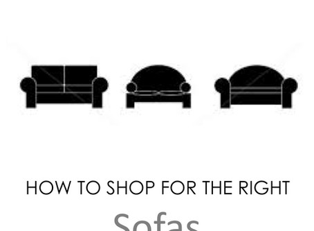 Your not just choosing a sofa, your picking what will be a new lifestyle essential as you reinvent.
