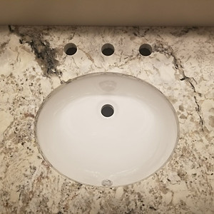 White Springs Granite Vanities February 2018