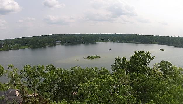 Aerial of Lake