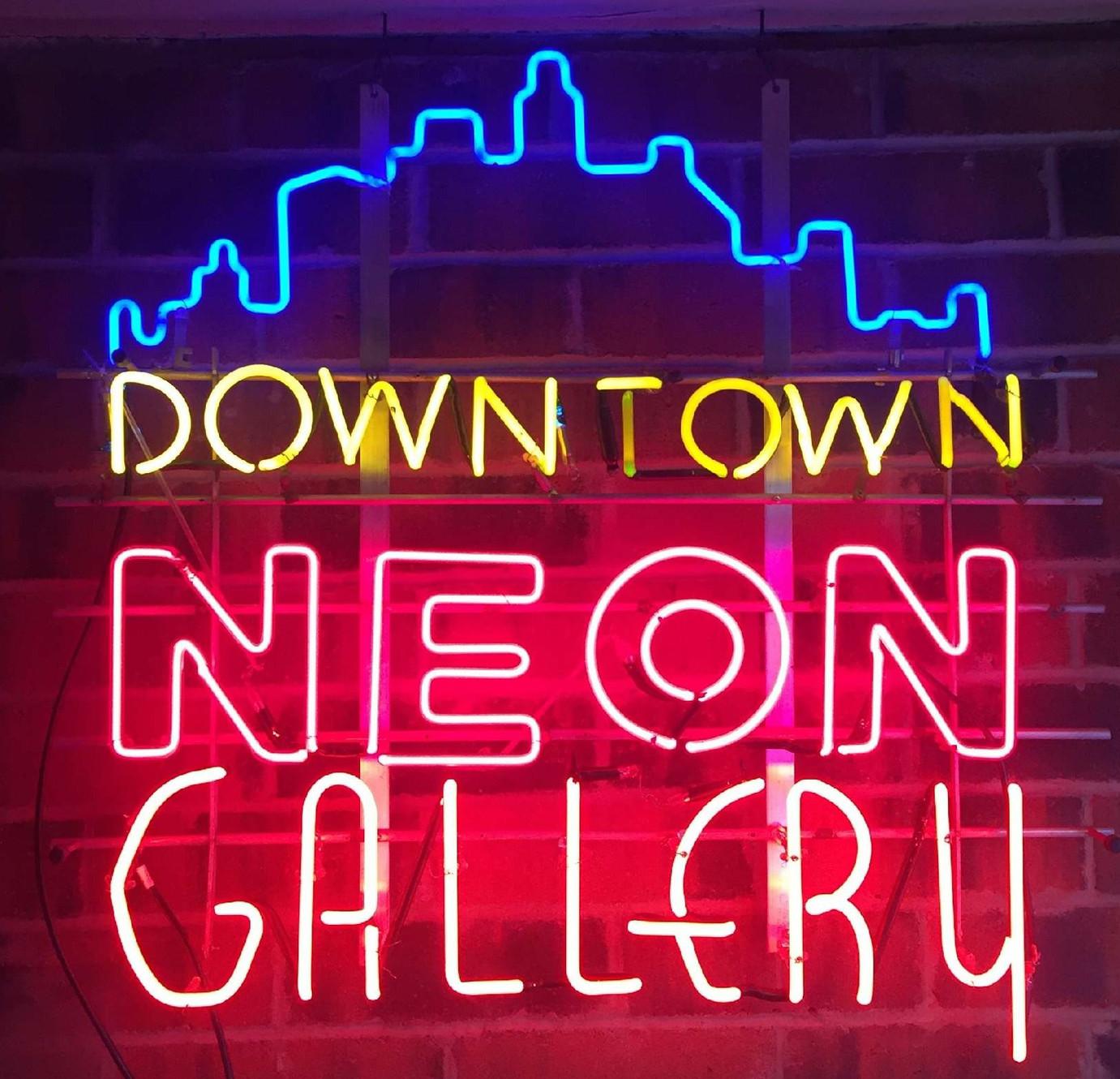 Neon | Kansas City | Downtown Neon Gallery