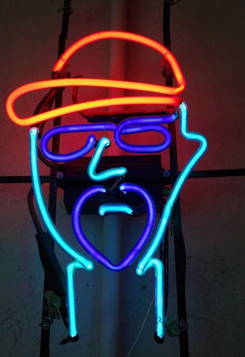Neon Warrior