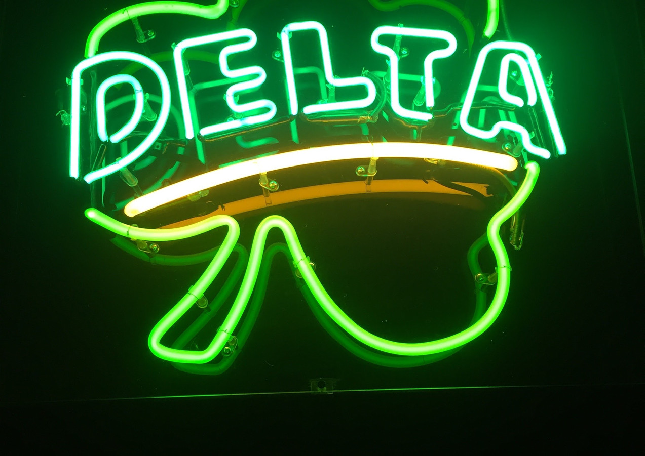 Add that Neon Glow and Support Your Team/Brand