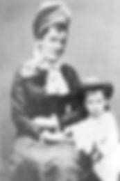 Miss Emilie Parmentier, Dr. Physick's aunt.