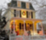 Cape May's Victorian properties are decked out for the holidays.