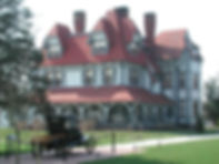 The 1879 Emlen Physick Estate in Cape May
