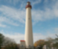 The 1859 Cape May Lighthouse