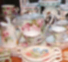 The Carriage House Museum Shop offers many tea-related items.