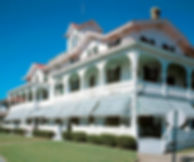 The Chalfonte Hotel in Cape May