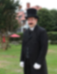 An interpreter portraying Dr. Physick will lead you through his home.