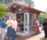 Th Information Booth on the Washinton Street Mall sells tickets and helps ou plan your day.