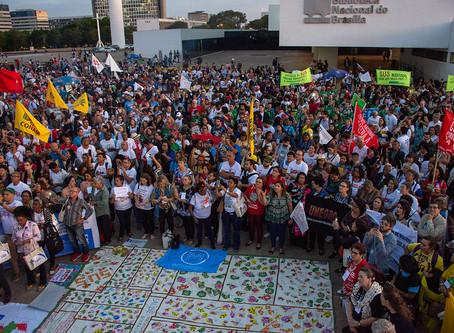 Relatório da 16ª Conferência Nacional de Saúde será lançado na Fiocruz (RJ)