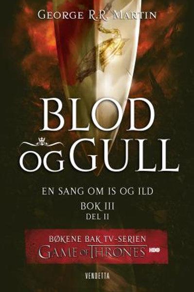 Blod og gull. Bok 3 - Del 2. (Innbundet)