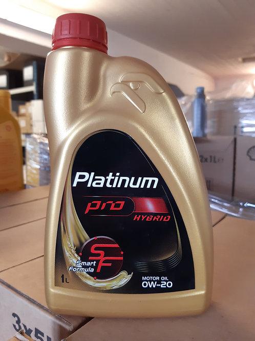 1L Platinum Pro Hybrid 0W-20