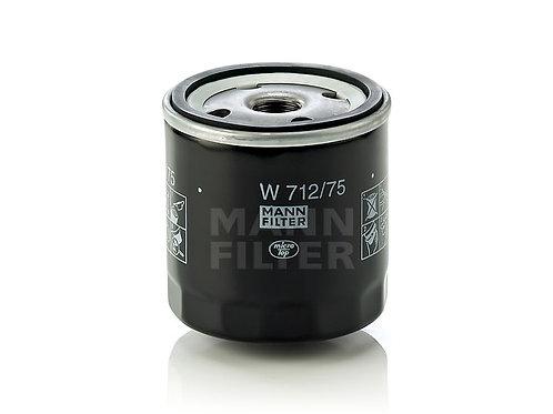 W 712/75 (MANN FILTER - Oljefilter)