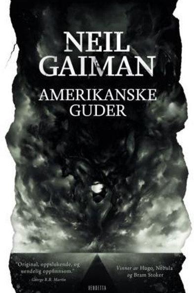 Amerikanske guder (Innbundet)