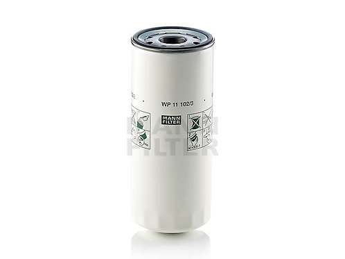 WP 11 102/3 (MANN FILTER - Oljefilter)