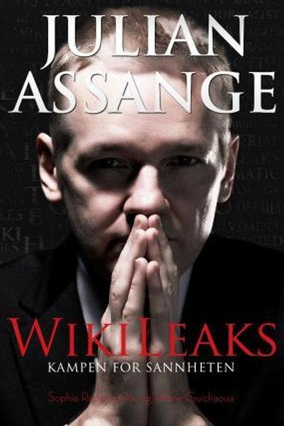 Julian Assange - WikiLeaks (Heftet)