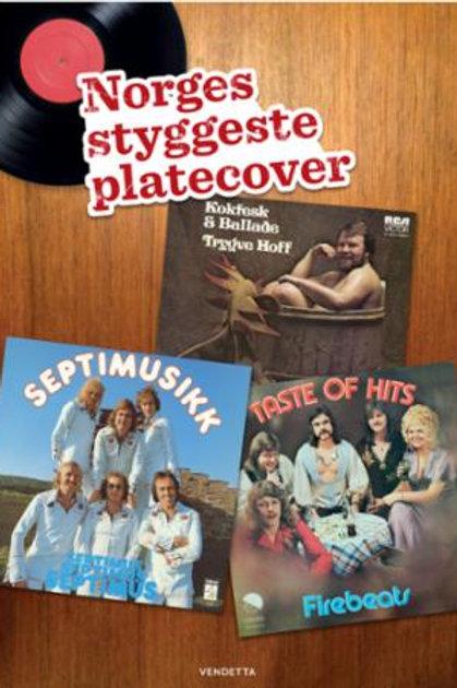 Norges styggeste platecover (Innbundet)