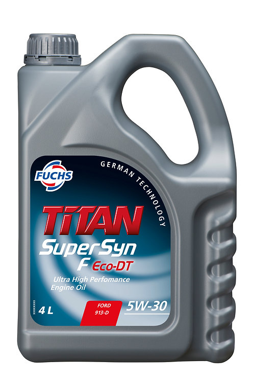 4L TITAN Supersyn F Eco-DT SAE 5W-30
