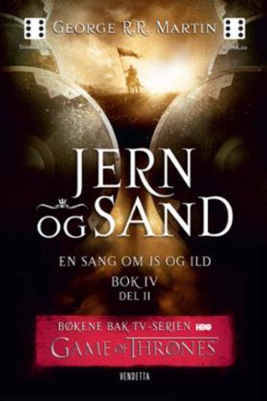 Jern og sand. Bok IV - Del II. (Heftet)