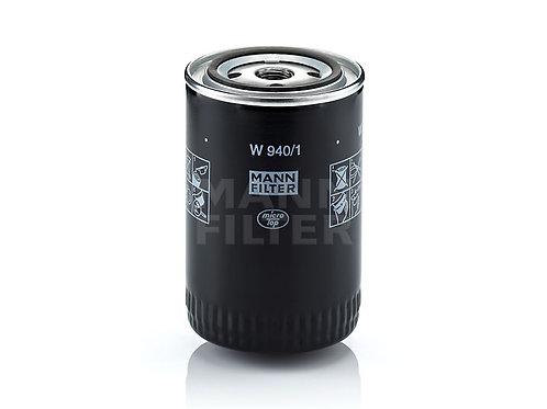 W 940/1 (MANN FILTER - Oljefilter)