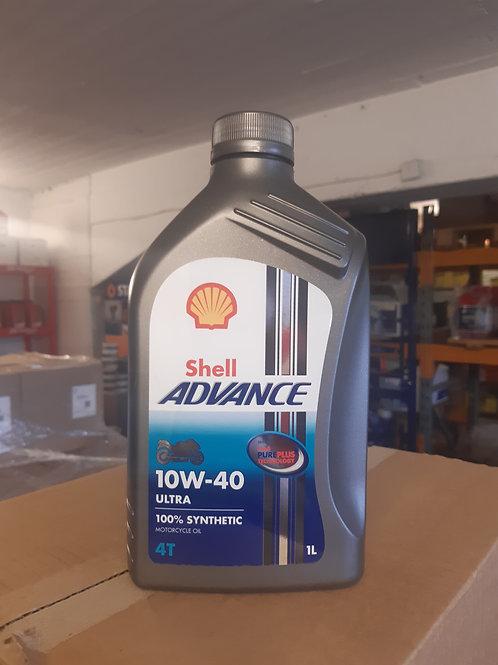 1L ADVANCE 4T ULTRA 10W-40