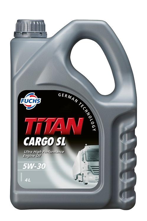 4L TITAN CARGO SL SAE 5W-30