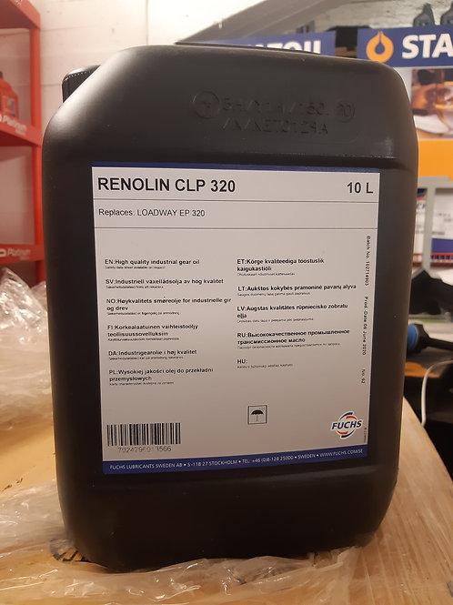 10L Renolin CLP 320