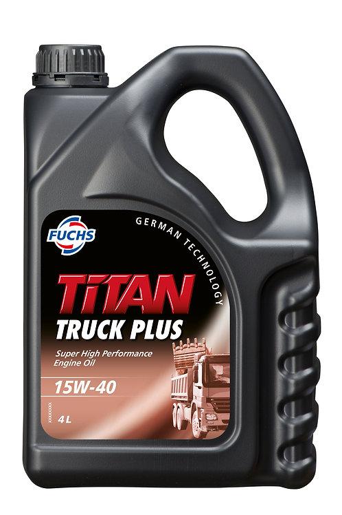 4L TITAN TRUCK PLUS SAE 15W-40