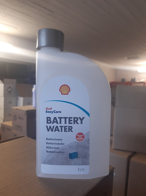 1L Shell EasyCare BATTERY WATER