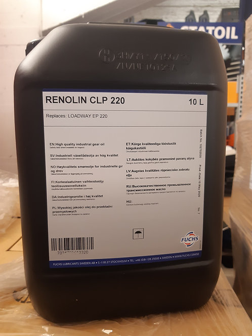 10L Renolin CLP 220