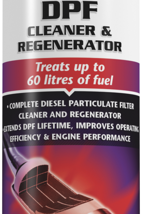 250ML MPM Diesel Particulate Filter (DPF) Cleaner and Regenerator