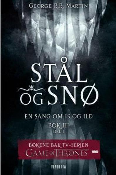 Stål og snø. Bok 3 - Del 1. (Innbundet)