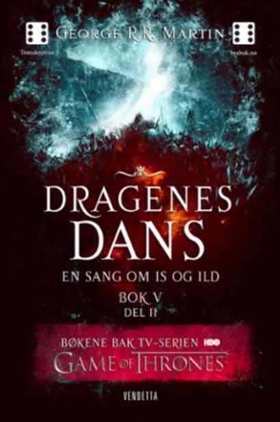 Dragenes dans. Bok V - Del 2. (Innbundet)