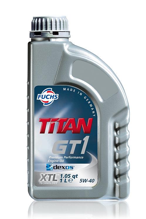 1L TITAN GT1 SAE 5W-40 XTL