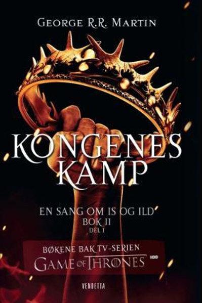 Kongenes kamp. Bok 2 - Del 1. (Innbundet)