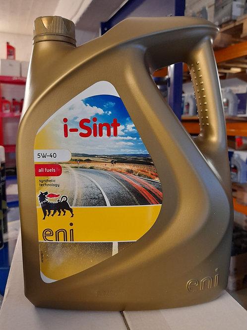 5L Eni i-Sint 5W-40