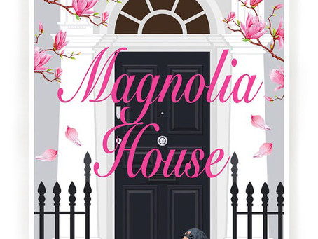 It's publication day for Magnolia House!