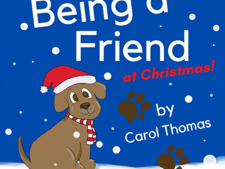 Being a Friend at Christmas.