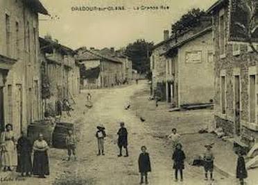Oradour-sur-Glane 75 years on.