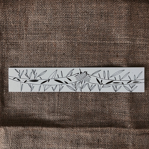 Plant Lover - Illustrated Bookmark