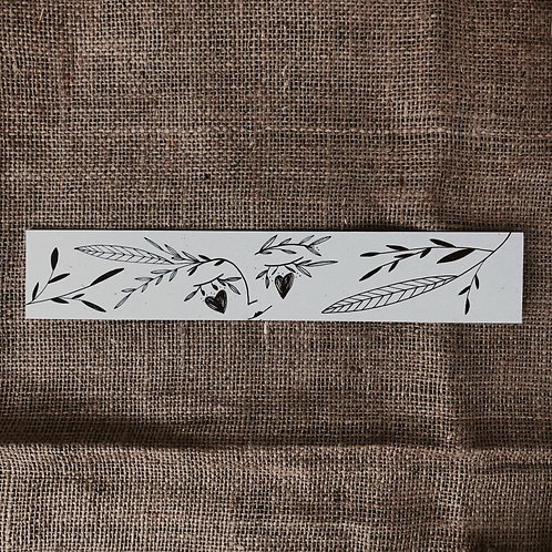 Dreams - Illustrated Bookmark