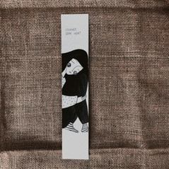 Illustrated Bookmarks