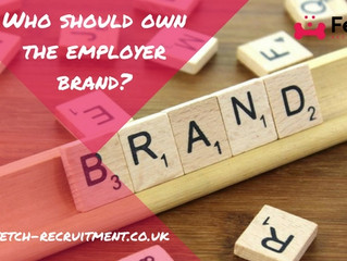 Who should own the employer brand?