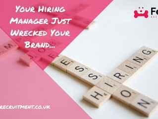 Your Hiring Manager Just Wrecked Your Brand...