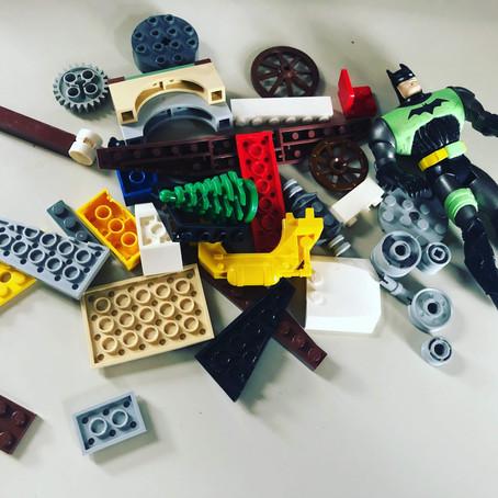 5 LEGO Engineering Challenges
