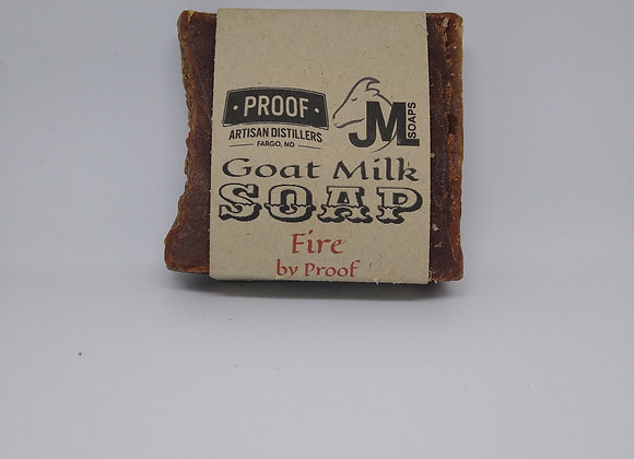 Fire by Proof Soap