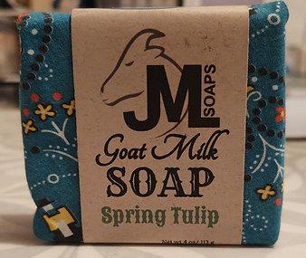Spring Tulip Soap