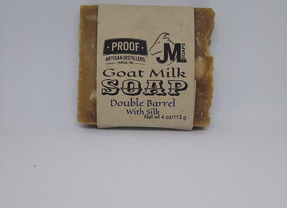 Double Barrel Bourbon Soap