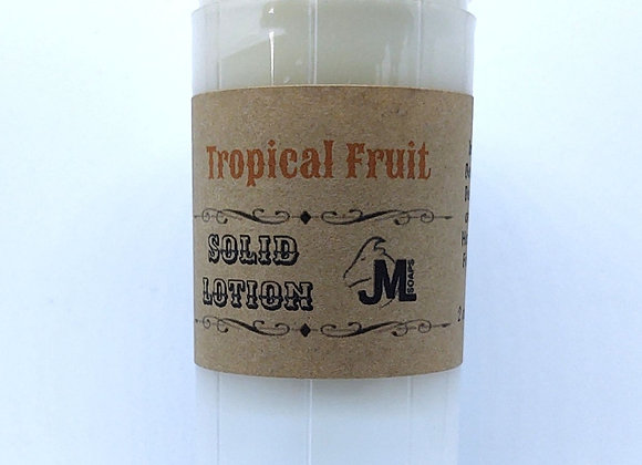 Tropical Fruit Solid Lotion